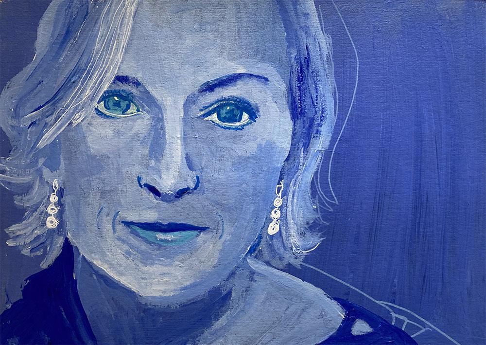 Portret Cindy Sherman
