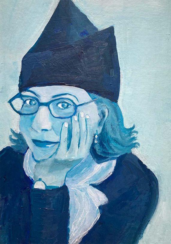 Maira Kalman portret
